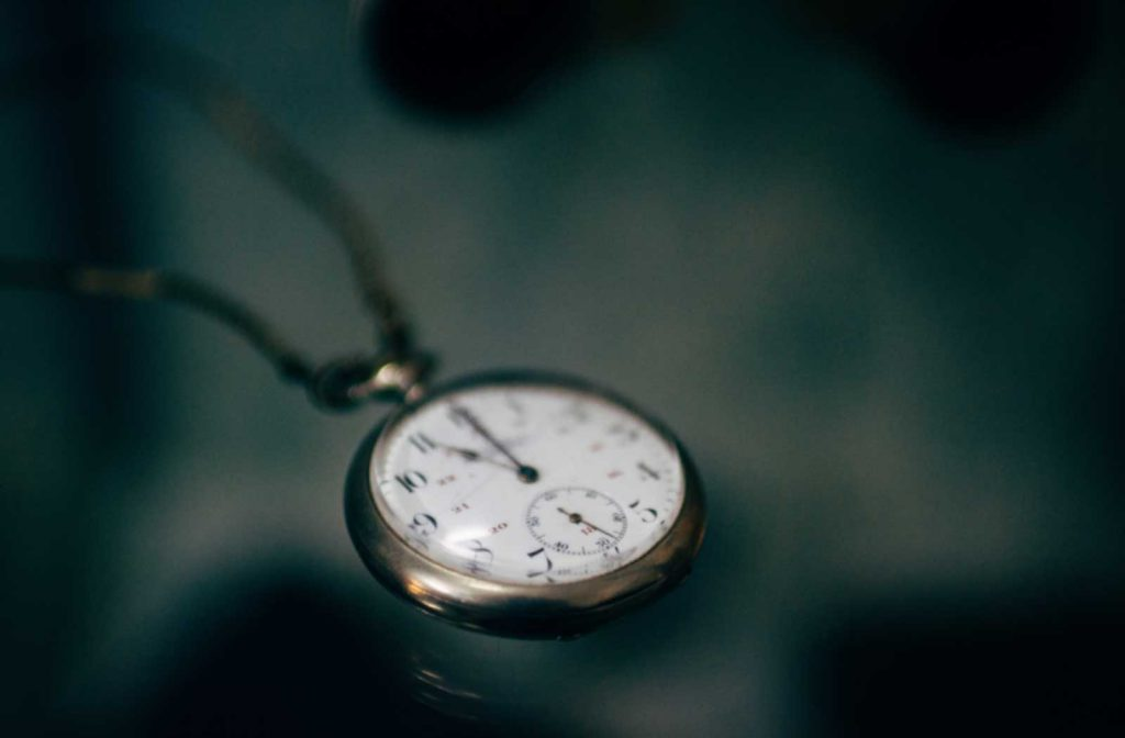 Image of a pocket watch