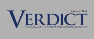 Verdict 2010 Publication